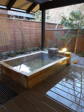 Kinugawa Plaza Hotel: お風呂