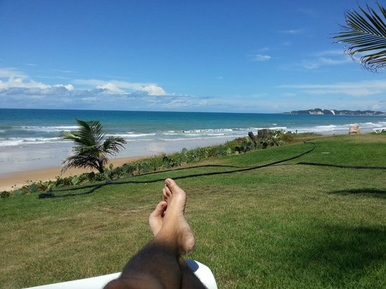 eSuites Vila do Mar: Vista da Praia