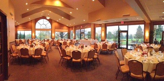 Terry Hills Golf Course & Banquet Facility: Banquet Room