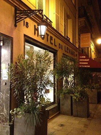 Hotel du Levant, Paris