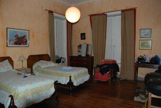 Andes Lands: Nuestra habitación