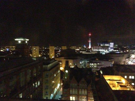 SACO Birmingham - Brindleyplace: Night View