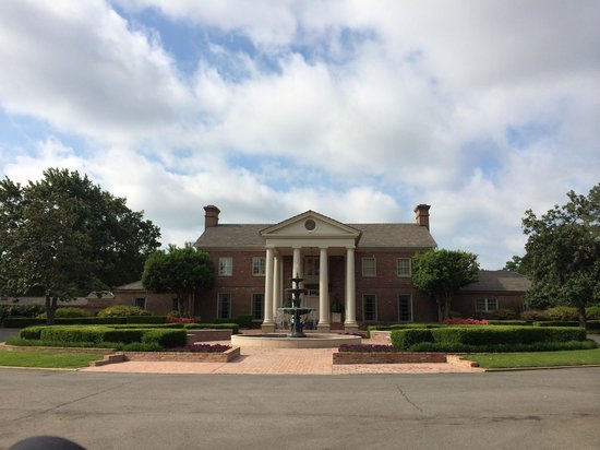 ‪Arkansas Governor's Mansion‬