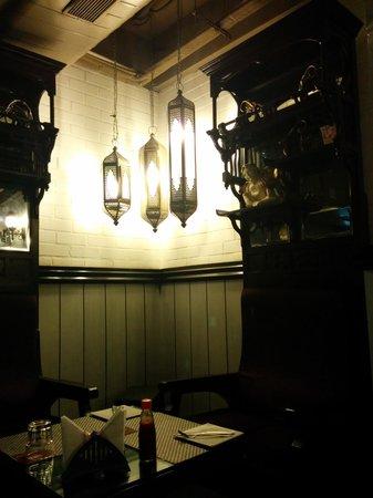 Cafe Elchico: ambience