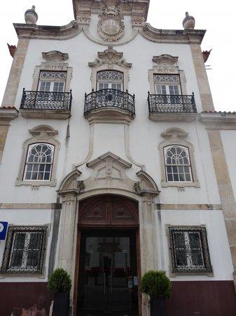 Palacio da Lousa Boutique Hotel: Fachada