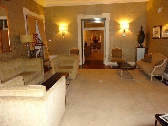 Palacio da Lousa Boutique Hotel: Sala Comum