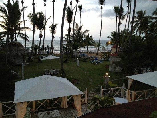 Vue chambre hotel Casa Coson