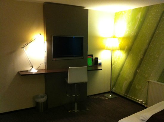 Comfort Hotel Park : Office