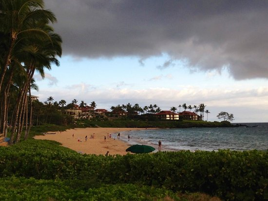 Four Seasons Resort Maui at Wailea: Wailea Beach (in front of FS Maui)