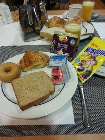 Extremadura Hotel: Desayuno
