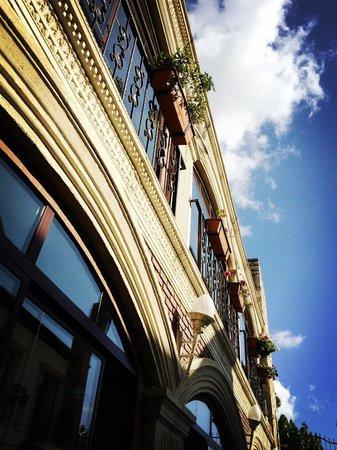 Saint John Hotel: view