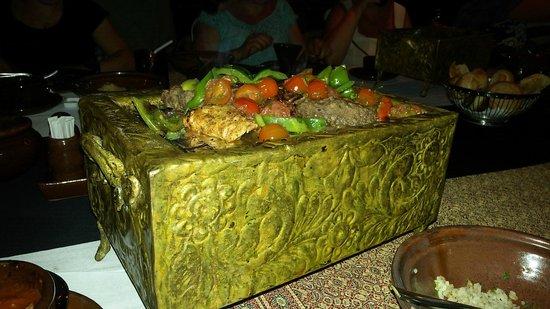 Sol Y Mar Makadi Sun: Званный ужин