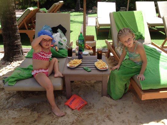 Patong Beach Hotel: Kid friendly