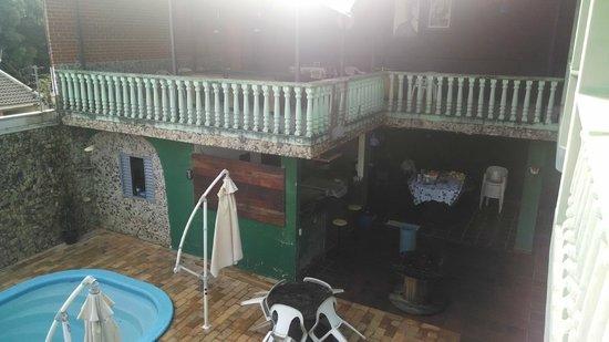 Hostel Manga Rosa: Vista do Quarto 4