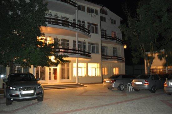 Prichal-Primorskiy Hotel: отель