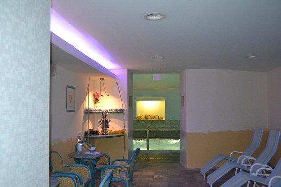 Stadt Hotel Citta : Spa