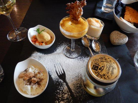 Uinauino: Degustazione di dolci