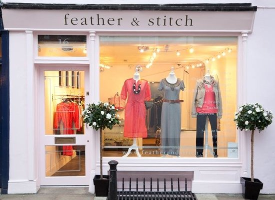 Feather & Stitch Designer Boutique