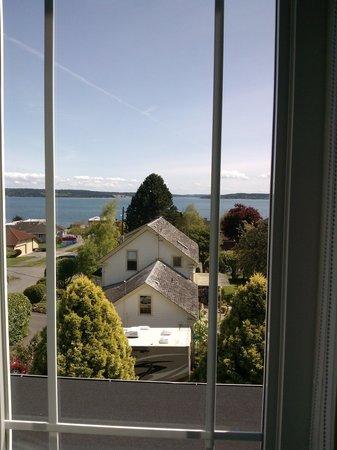 Ravenscroft Inn: Wonderful view