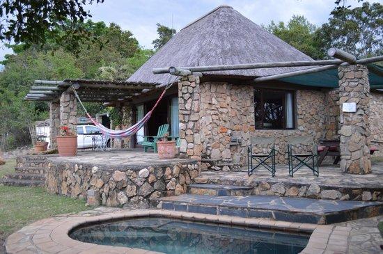 Tomjachu Bush Retreat: Le cottage