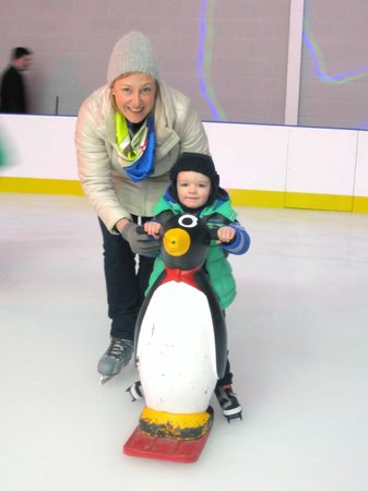 Silver Blades Ice Rink: Parent & Toddler Sessions and Weekend Penguin Club