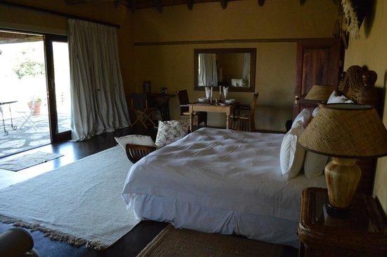 Tomjachu Bush Retreat: La chambre