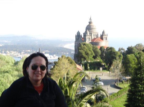 Pousada De Viana Do Castelo Charming Hotel : Vista !!!