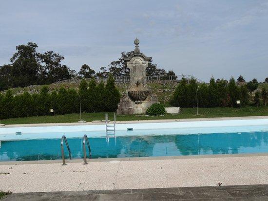 Pousada De Viana Do Castelo Charming Hotel : Piscina