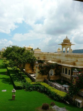 Trident Udaipur: The neighbour property Udaivilas