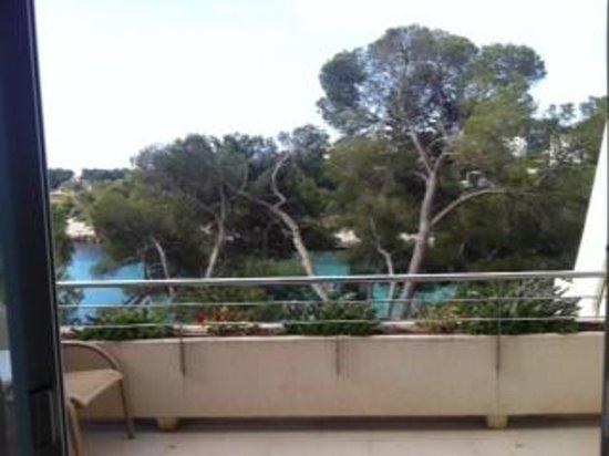 Blau Privilege PortoPetro Beach Resort & Spa: terraza de habitación
