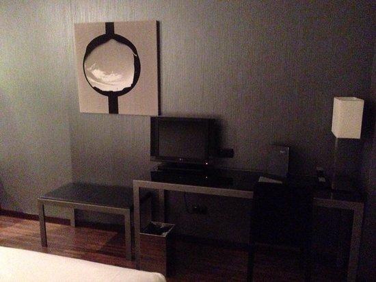AC Hotel Brescia: Chambre