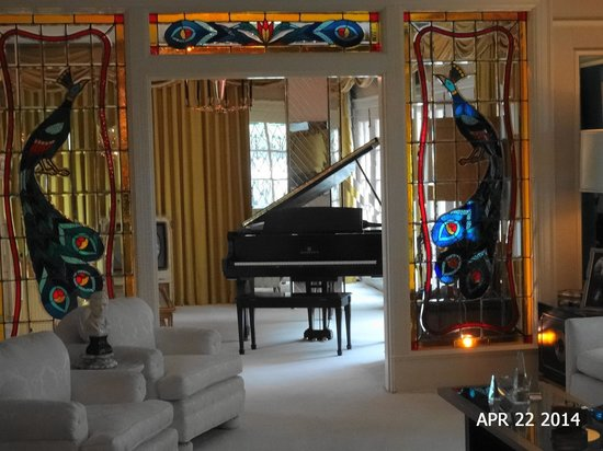 Graceland : The Media Room