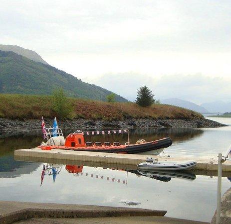 Seaxplorer: Rib ready for passengers