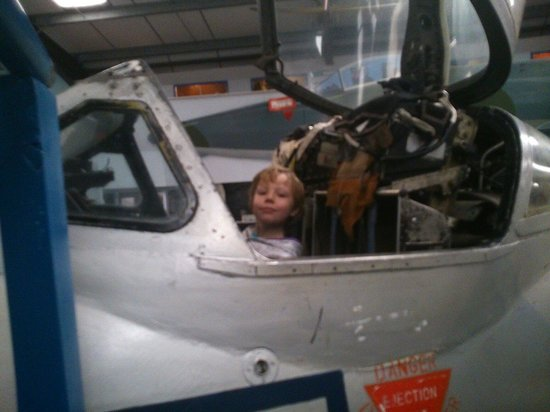 Airworld Aviation Museum: My 9 year old loved it!