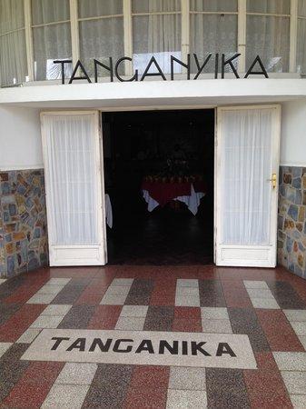 Restaurant Tanganyika : Art deco style