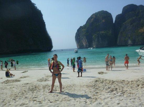 Captain Bob's Cruise : Maya Bay