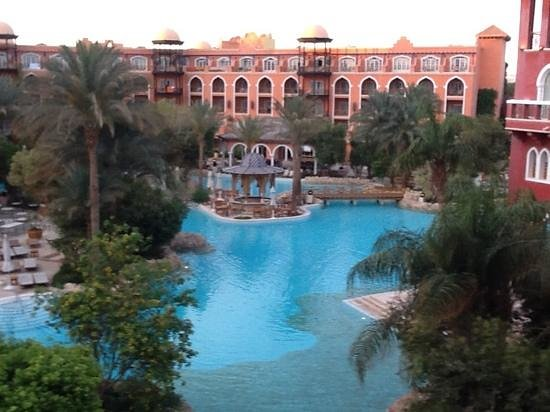 The Grand Resort Hurghada : Huge pool