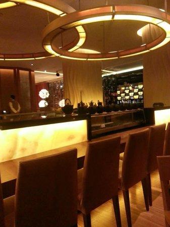 The Talk Restaurant: bar