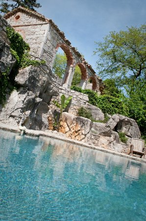 Villa Saint Patrice : Piscine