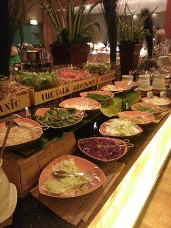 The Talk Restaurant: buffet