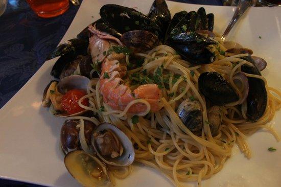 Hawaii: Il mio piatto preferito, spaghetti alla pescatore troppo buoni, li consiglio