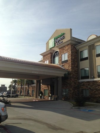 Holiday Inn Express Hotel & Suites Houston NW-Beltway 8-West Road: Hotel Frontage