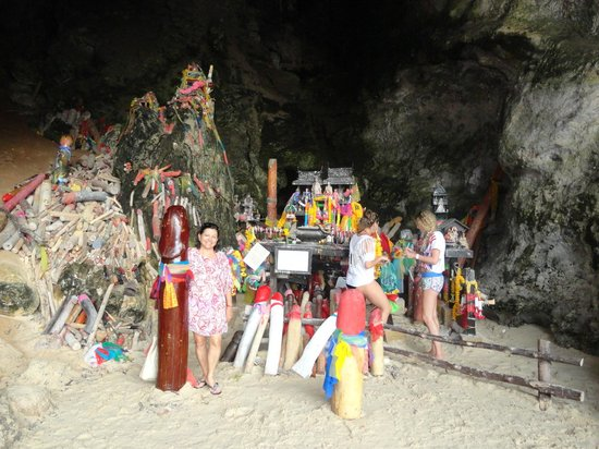 Phra Nang Cave: Pranang Cave - Tailandia