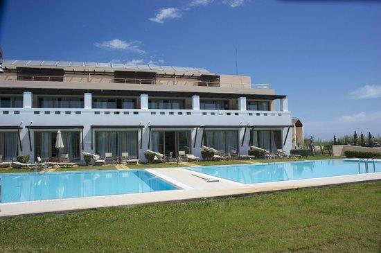 Cavo Spada Luxury Resort & Spa: les chambres avec piscine