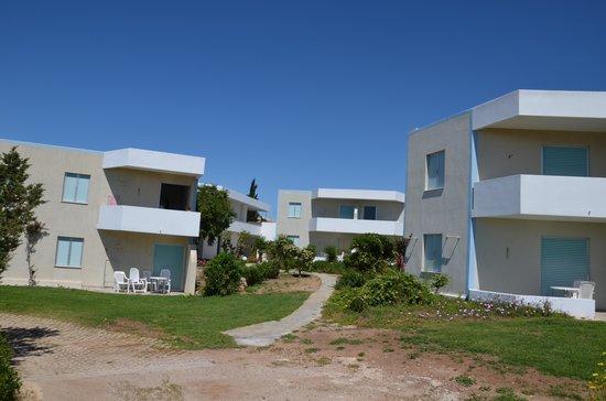 Hapimag Resort Porto Heli: Appartementen