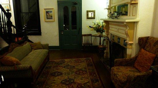 St. Francis Inn Bed and Breakfast : 2nd Floor Landing