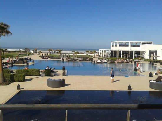 Sofitel Agadir Thalassa Sea & Spa: piscine