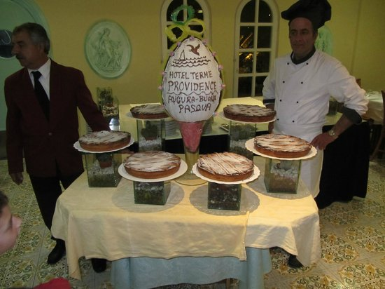 Hotel  Providence Terme & Spa : Pasqua
