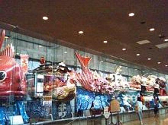 Hikiyama Exhibition Hall: 1つずつ見ると楽しいです。