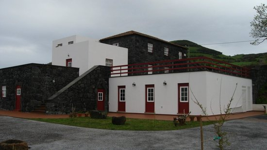 Rosais, Portugal: Main house